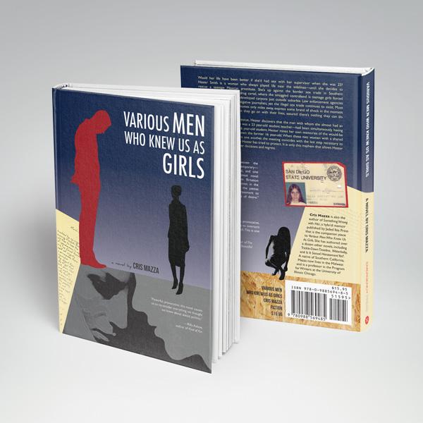 Various Men Book