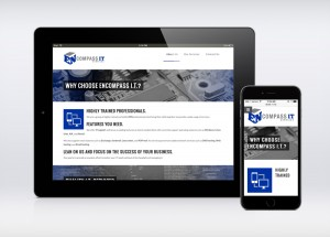 Responsive Website Design vonRocko Design Seattle