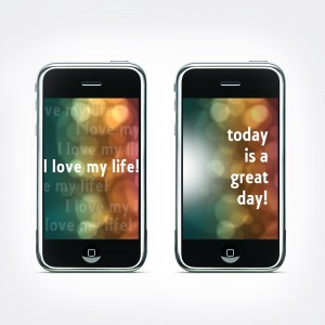Smart Phone Wallpaper Design vonRocko Design Seattle